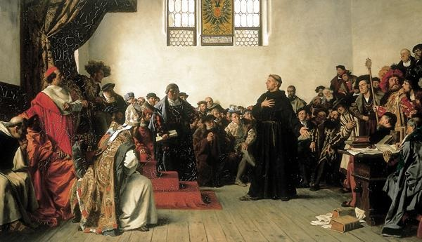 the protestant reformation in england